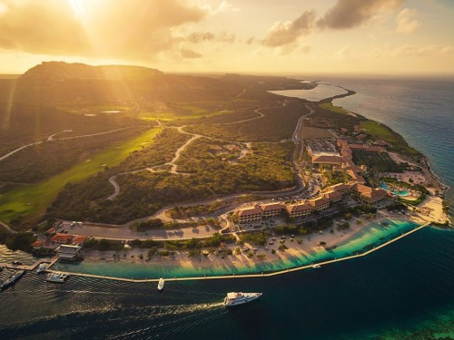 Sandals annonce son expansion à Curaçao
