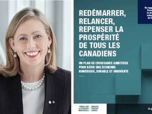 Un Conseil créé par Ottawa conseille à Ottawa de soutenir l'aviation et le tourisme