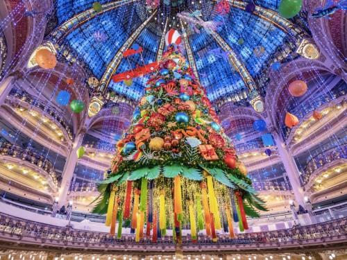 Atout France vous invite : le voyage de Noël des Galeries Lafayette !