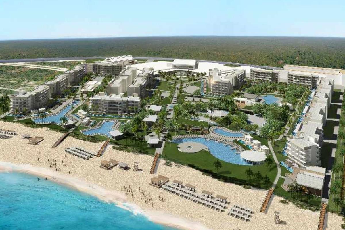 Le Planet Hollywood Beach Resort Cancun a ouvert ses portes le 29 janvier