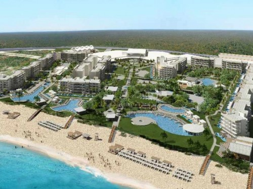Le Planet Hollywood Beach Resort Cancun ouvrira ses portes le 29 janvier