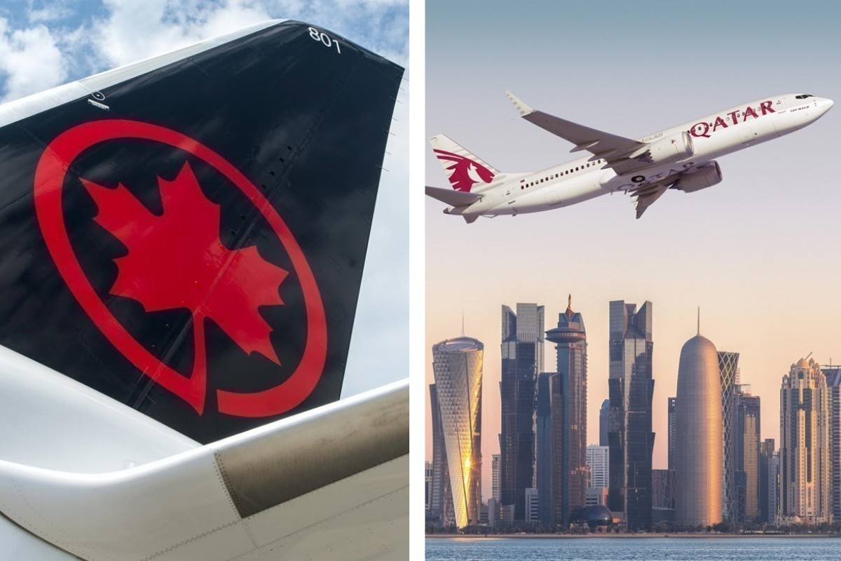 Air Canada renforce ses liens avec Qatar Airways pour desservir Doha via YYZ