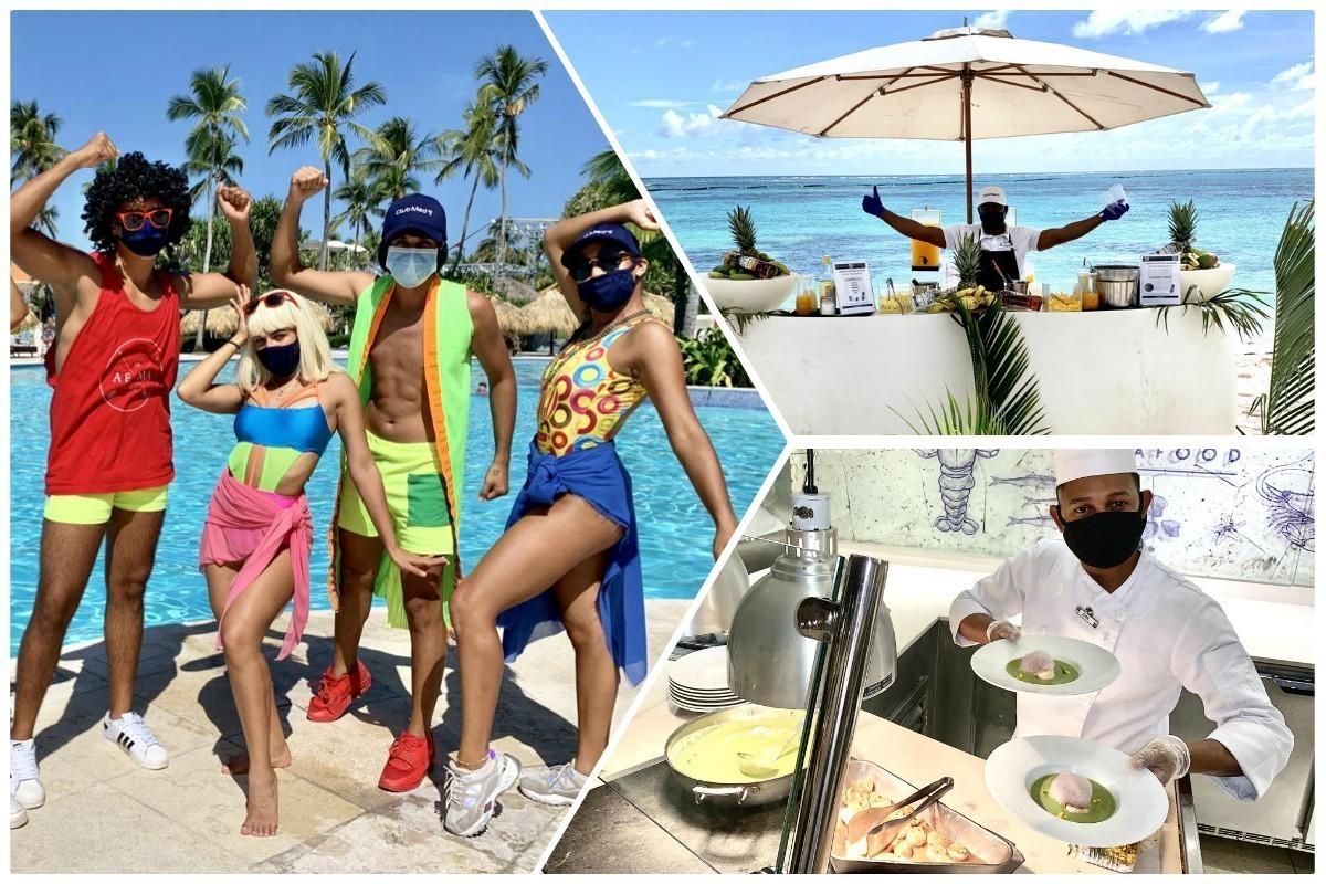 Club Med Punta Cana : une «bulle de joie» à l'heure de la distanciation sociale !