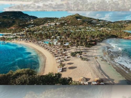 Rosewood Le Guanahani St. Barth rouvrira à l'été 2021