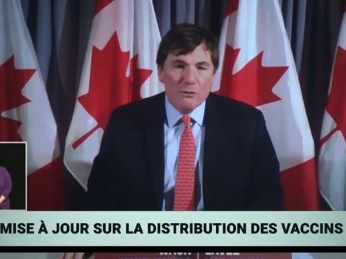 Un test COVID négatif bientôt exigé pour entrer au Canada