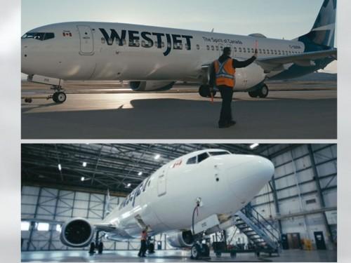 WestJet souhaite utiliser le Boeing 737 MAX dès le 21 janvier