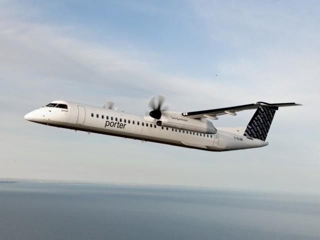 Porter Airlines fixe la nouvelle date du redémarrage de ses vols au 29 mars