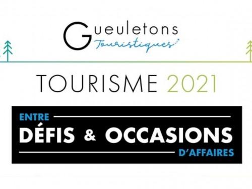 """Chaire de tourisme Transat : un """"gueuleton touristique"""" en ligne mardi prochain"""