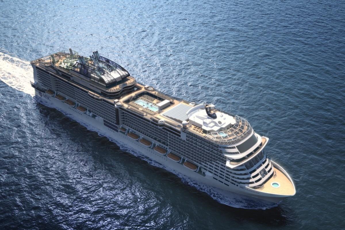 Le MSC Grandiosa reprend la mer le 24 janvier