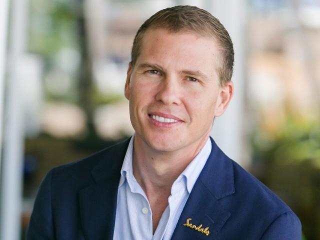 Adam Stewart succède à son père comme président exécutif de Sandals