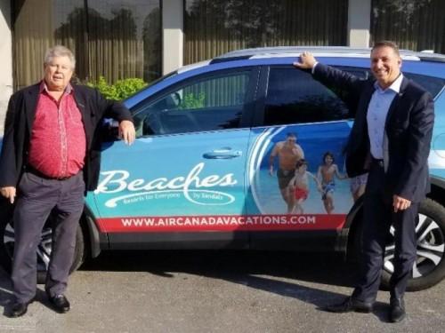VAC rend hommage à Gordon «Butch» Stewart