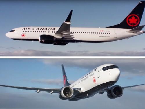 Air Canada reprendra l'exploitation commerciale du B737 MAX le 1er février