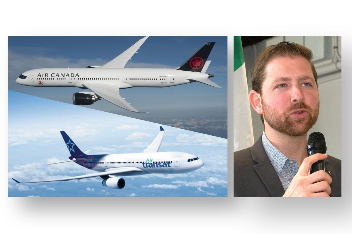 Vente de Transat à Air Canada : « Il existe une alternative à cette folie », affirme le Bloc Québécois