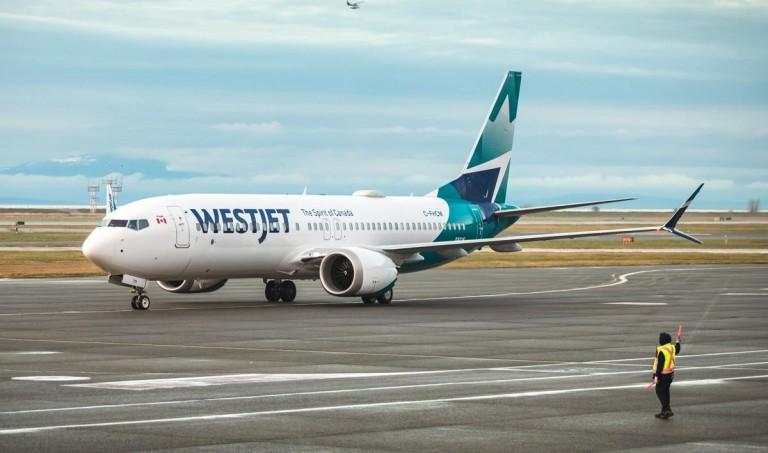 WestJet a repris ses vols en B737 MAX