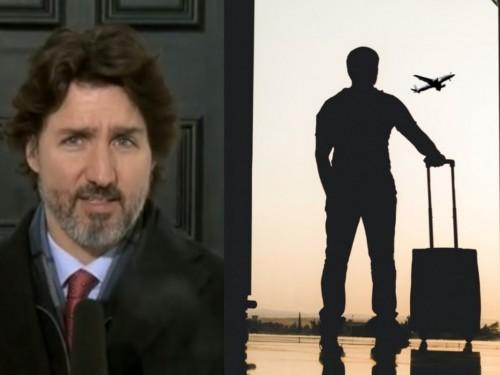 Bientôt « des mesures encore plus restrictives » sur les voyages, confirme Trudeau