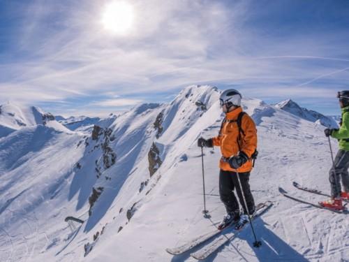 Atout France présente la 1re édition de Destination Montagnes – Grand Ski