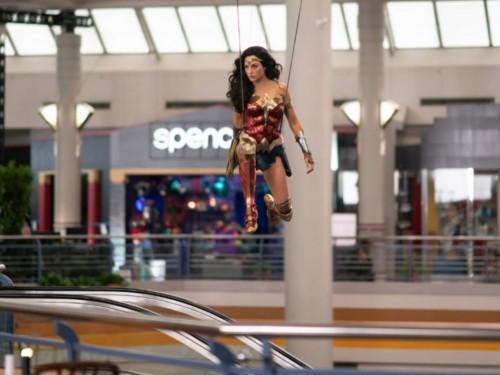 Quand Wonder Woman promeut la Virginie…