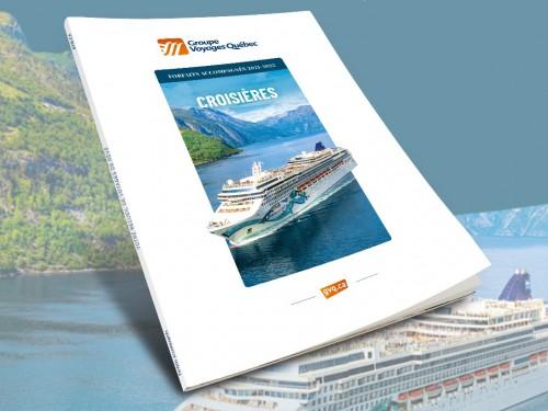GVQ met en ligne ses «Forfaits accompagnés 2021-2022 – croisières maritimes et fluviales»