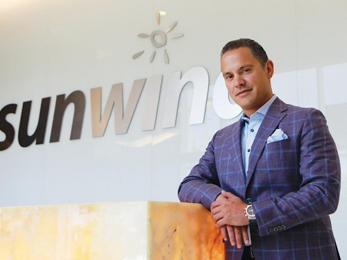 Le Groupe de Voyage Sunwing annonce un accord avec Marriott International
