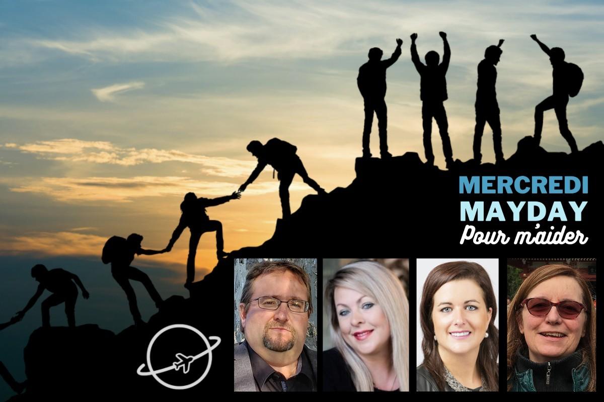 Pour combattre la détresse chez les pros, des conseillers lancent le «Mercredi Mayday»