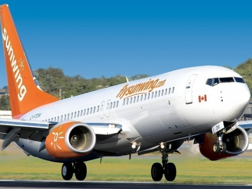 Les pilotes de Sunwing ratifient une nouvelle convention collective