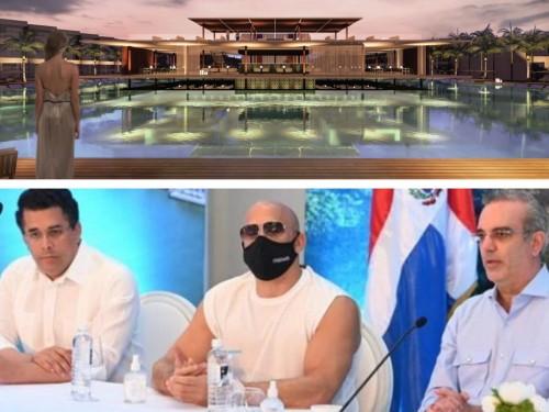 Repdom : lancement d'un projet touristique sur la côte nord et ouverture du Live Aqua Beach Punta Cana