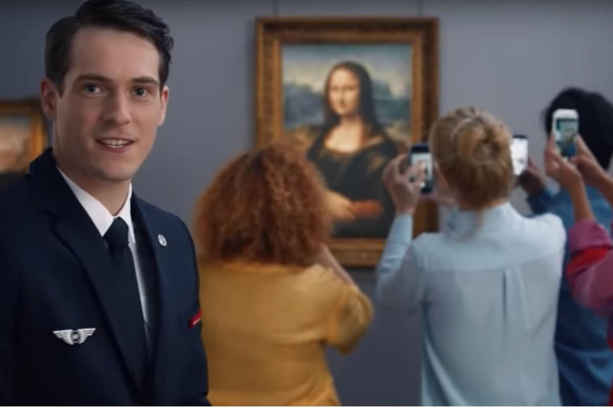 « Une ode à l'art du voyage à la française » : le nouveau film de consignes de sécurité d'Air France