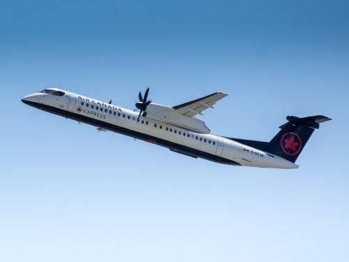Jazz deviendra l'unique exploitant des services aériens régionaux d'AC Express