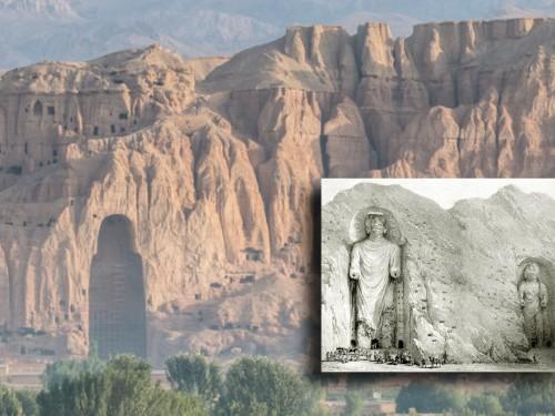 C'est arrivé il y a 20 ans : la destruction des bouddhas de Bamiyan
