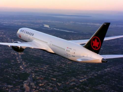 Air Canada souhaite atteindre la carboneutralité d'ici 2050