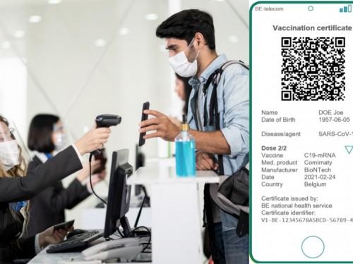 L'Europe propose un «certificat vert numérique» pour faciliter les voyages