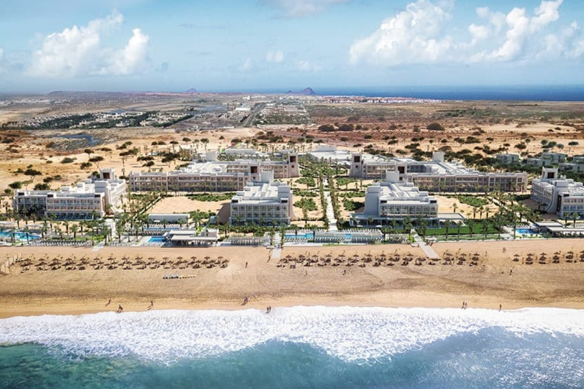 PHOTOS : RIU inaugure un hôtel 5 étoiles… au Cap-Vert !