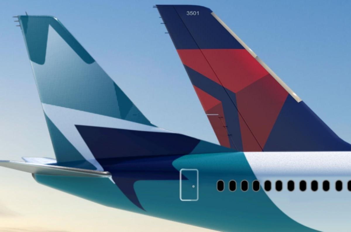 WestJet et Delta offrent plus d'avantages à leurs passagers de haut-niveau