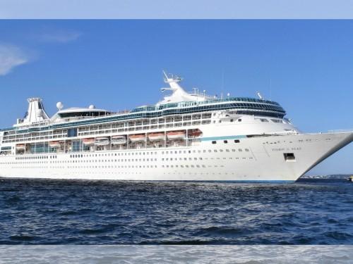 Le Vision of the Seas offrira des croisières estivales depuis les Bermudes !