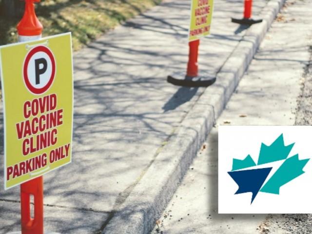 WestJet soutient les cliniques de vaccination de Vancouver