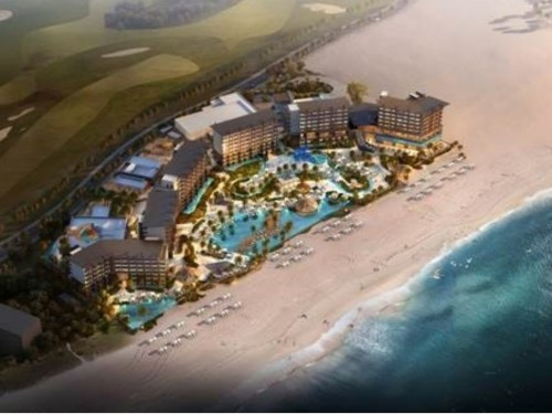 AMResorts inaugure la construction du Dreams Estrella del Mar Mazatlán
