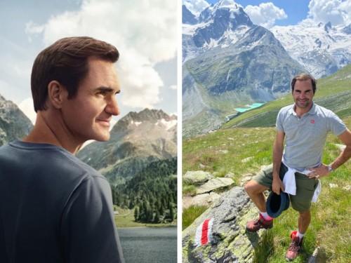 Roger Federer devient ambassadeur de marque de Suisse Tourisme