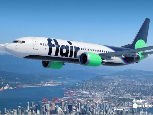Flair Airlines desservira Montréal cet été