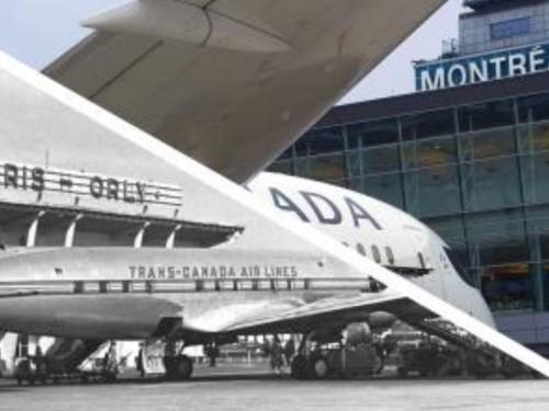 Air Canada fête le 70e anniversaire de sa ligne Montréal-Paris