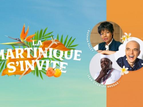 Ce soir, la Martinique s'invite chez vous !