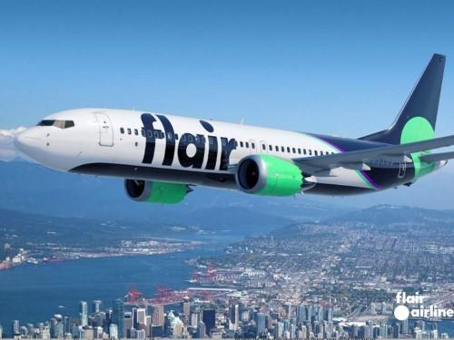 Flair ajoute un service sans escale entre Ottawa et Kelowna