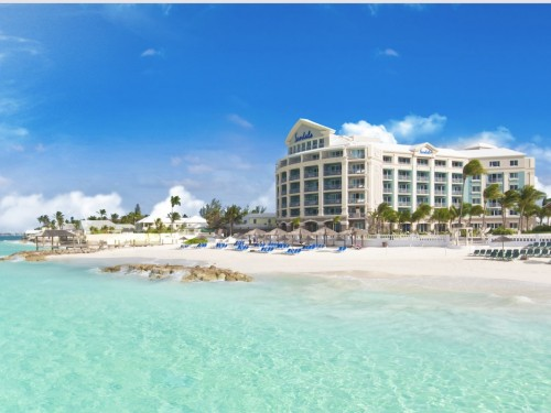Sandals annonce des rénovations majeures au Sandals Royal Bahamian