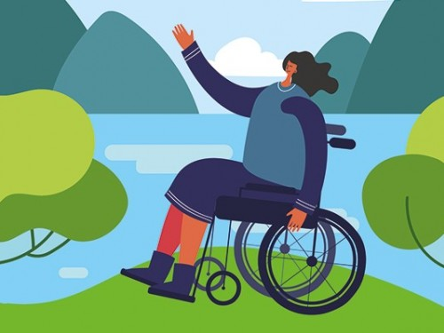 Des directives pour rendre le tourisme plus accessible aux voyageurs handicapés lors de la reprise