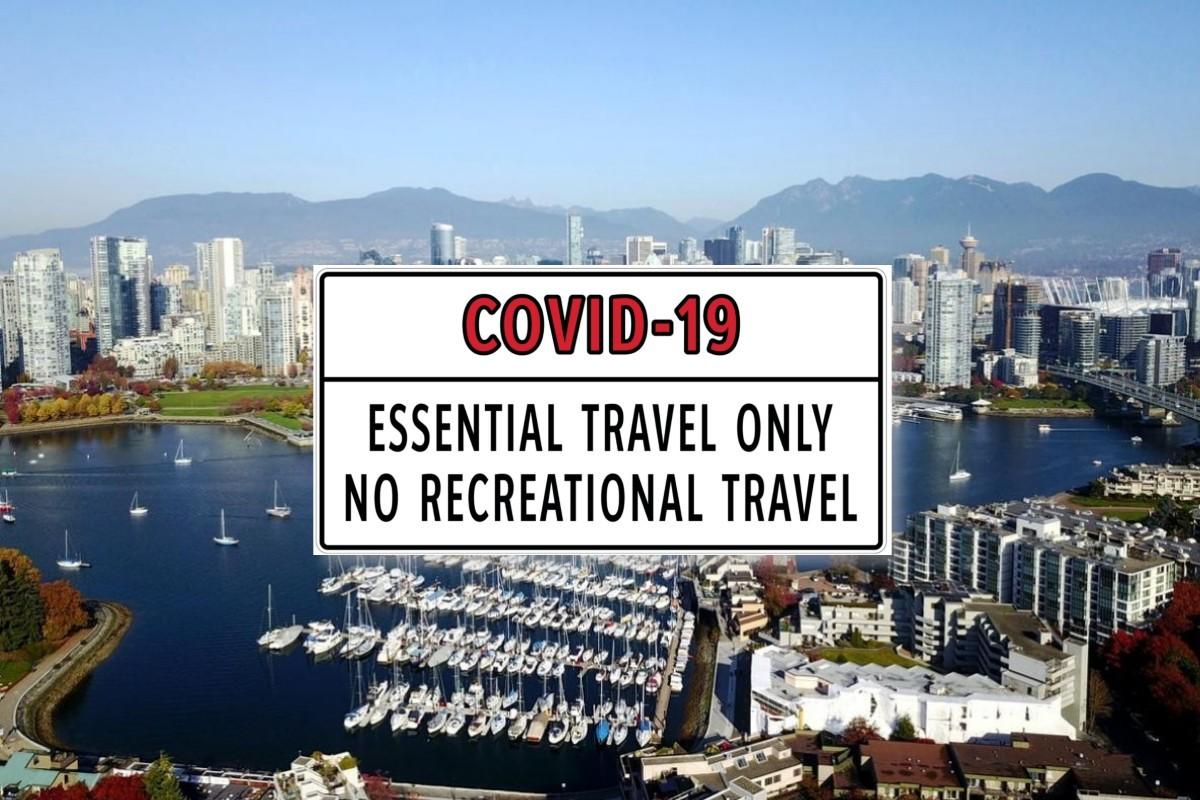 La Colombie-Britannique décourage les voyages non essentiels vers la province