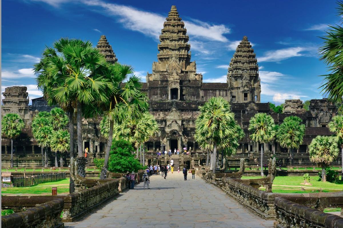 Ouf ! Il n'y aura pas de parc d'attractions aux abords d'Angkor