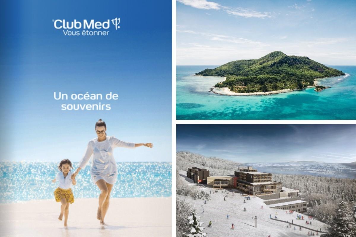 Fini le catalogue papier : Club Med adopte la brochure numérique