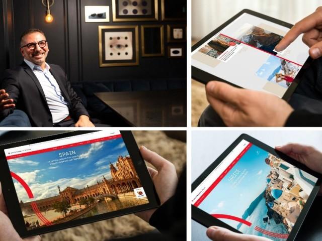 VAC dévoile sa collection Europe 2021-2022 et sa plateforme numérique immersive Rêves d'Europe
