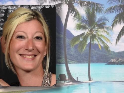 Émilie Giguère devient ambassadrice touristique de Tahiti au Canada!