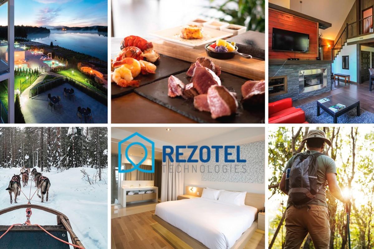 Maintenant en ligne : Rezotel, la plateforme de réservation professionnelle pour les hôtels indépendants du Québec