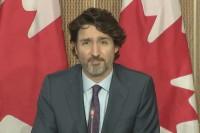 Les Canadiens pourraient (peut-être) voyager à l'étranger d'ici l'été, avance Trudeau